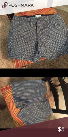 Shorts Merona Multi color shorts Merona Shorts Cargos