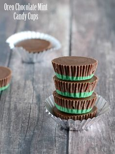 Chocolate Mint Oreo