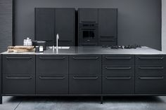 In love with this island!  Vipp Kitchen Modules