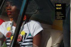 ONE WAY #domingoayalahandmade #jewellery #plexiglass #plastic #necklace #jamaica #earrings http://domingoayala.es/jewellery/lookbook-ss2016