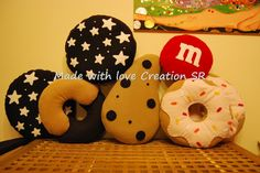 Made with love Creations SR : VENDITA Cuscini Biscotto
