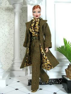OOAK Outfit 'Warm Farewell' | NATALIA SHEPPARD :: Gallery 2008