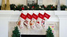 PERSONALIZED Christmas Stocking Christmas stockings   Etsy Pet Stockings, Monogram Stockings, Personalized Stockings, Christmas Stockings, Personalized Gifts, Cheap Christmas Gifts, Personalized Christmas Ornaments, Christmas Fun, Holiday Gifts