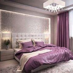 Идея дизайна спальни @world_inst - самые яркие кадры со всего мира. Присоединяйся #дизайн #интерьер #мойдом #мояквартира
