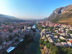 Unique in its diversity, discover the beauty of #Mostar. Visit our website: www.tourguidemostar.com #architecture #photography #travel #travelworld #tara #halebija #oldbridge #oldtown #mostar #tourguidemostar #neretva