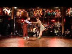 ▶ Swingin Paris 2014 - William & Maeva - YouTube