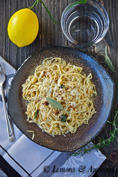 Top 10 Homemade Pastas : I would love to try making my own pasta one day. Just need attachments for my stand mixer.