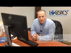 Andy Seidler - one of the people who power the plus in Logistics Plus.