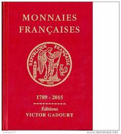 GADOURY - Monnaies Françaises 1789-2015 - Delcampe.fr