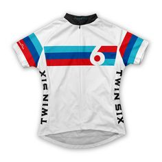 "Twin Six Women's cycling jersey ""The Grand Prix"" we ship worldwide"