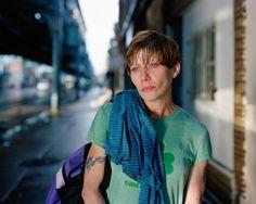 Teri, 2009 Kensington Blues © Jeffrey Stockbridge