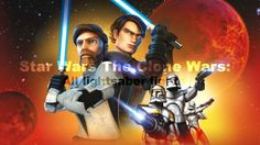 Star Wars The Clone Wars:All lightsaber fights