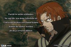 Furcht und Stärke  (Gildarts Clive Fairy Tail Tenrou-Arc)