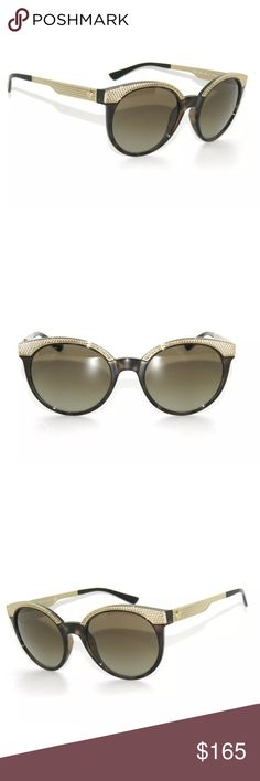 74c6196c25fb7 Versace 4330 Havana Gold Sunglasses Brand new Comes with Versace case