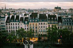 Осенний Париж на фотографиях palasatka