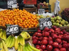 Santiago de Chile Global Market, Discover Yourself, Feel Better, Nostalgia, Wellness, Vegetables, Food, Santiago, Souvenirs