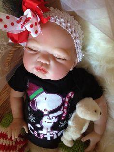Reborn Baby Breanna