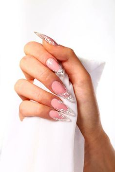 #bride #wedding #nails from Bosnia