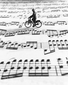 Riding on a tune 02 by Kaputiels. @go4fotos