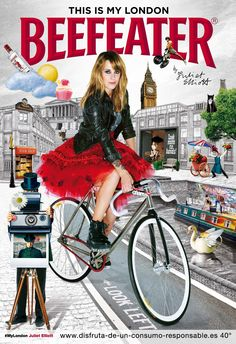 Beefeater - This is my London by Juliet Elliott #MyLondon