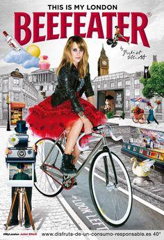 Beefeater - This is my London by Juliet Elliott #MyLondon