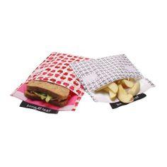 Reusable Food Bag - Tiles - made byy Keep Leaf