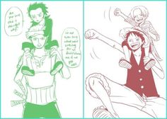 once again I shall go mad XDDD I really think that Whitebeard sees his sons that way X)
