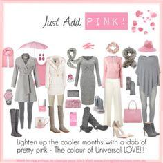 Just add PINK!