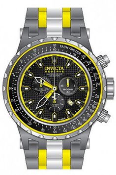Invicta Men's 12778 New Subaqua Noma APOLLO Edition Chronograph Stainless Watch    *Ebay Seller Holidaydaddy*