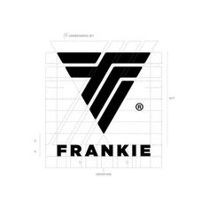 Logo inspiration:  Frankie by @creskdesign   Hire quality logo and branding designers at Twine. Twine can help you get a logo, logo design, logo designer, graphic design, graphic designer, emblem, startup logo, business logo, company logo, branding, branding designer, branding identity, design inspiration, brandinginspiration and more.