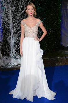10 vestidos brancos para debutantes