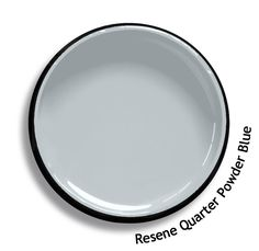 Resene Quarter Powder Blue is a weathered and softened blue with timeless appeal. From the Resene Karen Walker Paints colour range. Try a Resene testpot or view a physical sample at your Resene ColorShop or Reseller before making your final colour choice. www.resene.co.nz/karenwalker.htm
