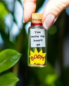 Gifts For Girlfriend Gift for girlfriend, Gift for boyfriend, Message in a bottle, Creepy cute, Gift … Surprise Gifts For Him, Thoughtful Gifts For Him, Romantic Gifts For Him, Gifts For Her, Gag Gifts, Cute Gifts, Birthday Gifts For Girlfriend, Girlfriend Gift, Creative Gifts For Girlfriend