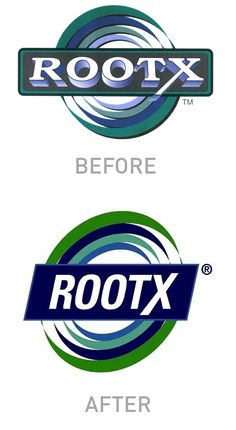 The old version of the logo was hard to reproduce. A brand refresh made this product brand new again.