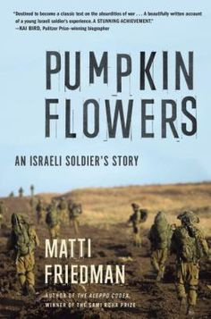 From the Canadian-Israeli author Matti Friedman, the true story of a band of young soldiers, the author among them, charged with holding one remote outpost in Lebanon, a task that changed them forever and foreshadowed today's unwinnable conflicts in Iraq, Afghanistan, and elsewhere.