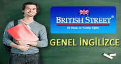 Genel İngilizce kursu British Street dil okullarında en yeni tekniklerle ve modern kurs merkezleri ile sizlerle!