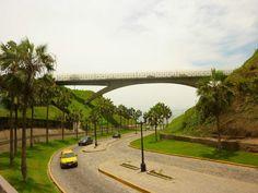 Puente Villena/ Bajada Balta , Miraflores La he bajado y subido mil veces en mi adolescencia!!!