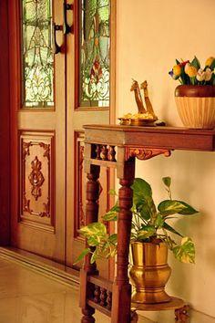 Pooja Room Door Designs With Bells Puja Room Pinterest