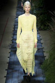 Erdem printemps-été 2015 #mode #fashion