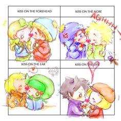 southpark kiss meme by sananbu on DeviantArt