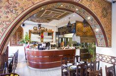Aya Lebanese - Restaurant Interior Design