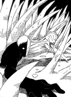 Day 20: Least Favorite Villain - Black Zetsu, he's a mama's boy and also he's just really annoying.