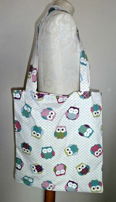 Handmade Shopping Bags for a Christmas Gift | crafts | Pinterest ...