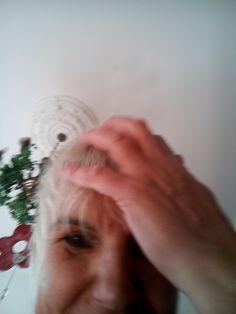 Sängerin Anja Busch hat Kopfschmerzen