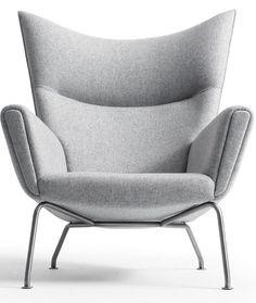 Hans Wegner Wing Chair ... originally designed in 1960 - timeless masterpiece!