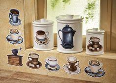 Coffee Themed Kitchen Decor 1000x1000 Jpg