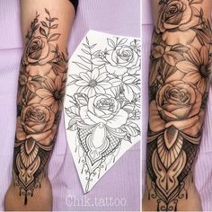 100 The Most Beautiful Flower Tattoo Designs flower tattoos - small flower tattoos - Rose Tattoos, Sexy Tattoos, Body Art Tattoos, Hand Tattoos, Beautiful Flower Tattoos, Small Flower Tattoos, Mandala Flower Tattoos, Small Tattoos, Tattoo Sleeve Designs