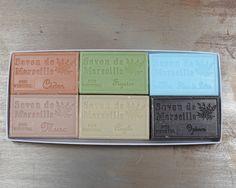 Coffret savons pour Lui / Soap Gift Box for Him