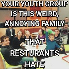 #submission from @kb.trekkie_starwarsfan! -@gmx0 #BaptistMemes restaurants #youthgroup #youthgroupprobs
