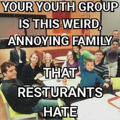 #submission from @kb.trekkie_starwarsfan! -@gmx0 #BaptistMemes restaurants #youthgroup #youthgroupprobs